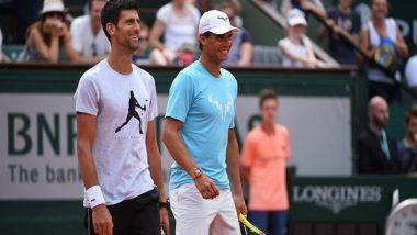 French Open 2021: Novak Djokovic to Face Rafael Nadal in Semi-Finals