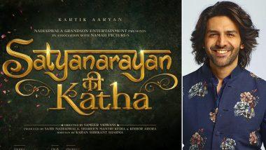 Satyanarayan Ki Katha: Kartik Aaryan Roped In for Sajid Nadiadwala's Musical Love Saga