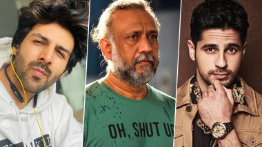 After Anubhav Sinha Comes Out in Support of Kartik Aaryan, Twitterati Reminds Him of Sidharth Malhotra - Here's What Happened