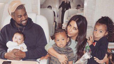 Kim Kardashian Shares Lovely Family Photo to Wish Ex Kanye West on His Birthday, Says 'Love U for Life'