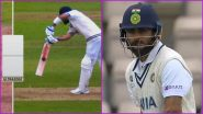 Did Broadcaster's Gaffe Led to Confusion After Umpires Review Despite No DRS Against Virat Kohli During IND vs NZ WTC Final?