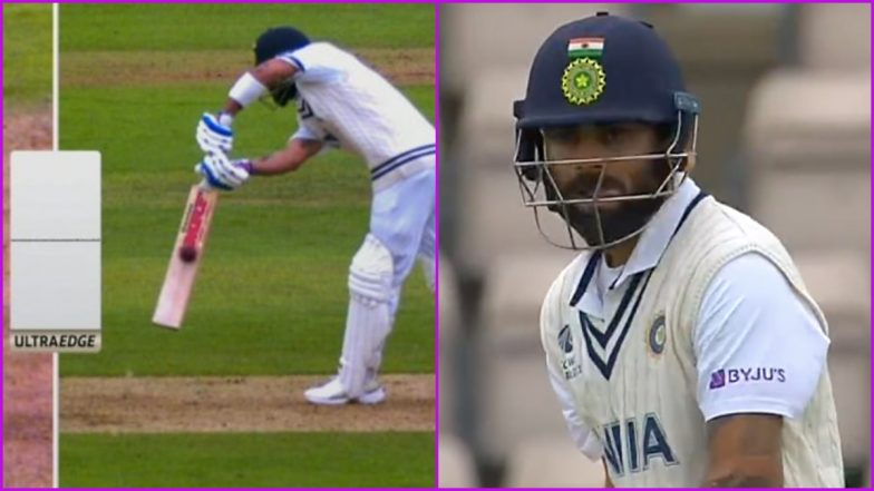 Did Broadcaster's Gaffe Lead to Confusion After Umpires Review Despite No DRS Against Virat Kohli During IND vs NZ WTC Final?