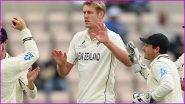 IND vs NZ WTC Final Day 3 Stat Highlights: Kyle Jamieson Scalps Record Five-wicket Haul