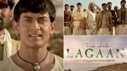 Lagaan Completes 20 Years: Aamir Khan And Ashutosh Gowariker To Reunite For Netflix's Chale Chalo Lagaan - Once Upon An Impossible Dream (Watch Video)