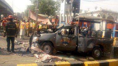 Pakistan: Bomb Blast Near Hafiz Saeed's House in Lahore Kills Two; 17 Injured