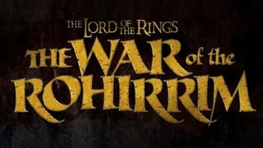 Entertainment News   'Lord of the Rings' Anime Movie in the Works