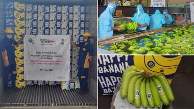 India Exported 1.91 Lakh Tonne of GI Certified Jalgaon Banana Worth Rs 619 Crore During 2020-21