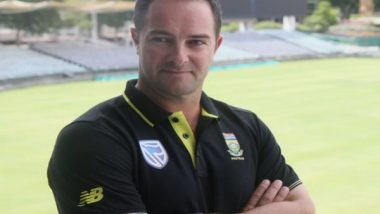 Sports News | Test Series Win Against Windies Result of Work Done Behind the Scenes: Boucher