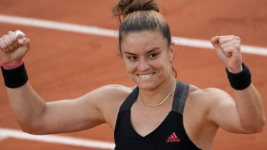 Barbora Krejcikova vs Maria Sakkari, French Open 2021 Live Streaming Online: How to Watch Free Live Telecast of Women's Singles Semi-Finals Tennis Match in India?
