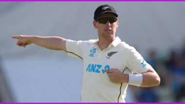 England vs New Zealand 2nd Test 2021 Day 3 Stat Highlights: Kiwis in Total Control With Eye on Victory