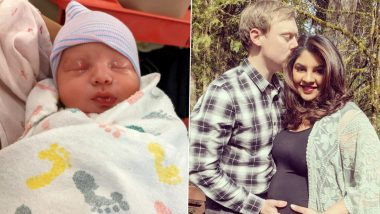 Prabhas' Mirchi Co-star Richa Langella Blessed With A Baby Boy (View Pics)