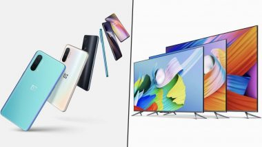 OnePlus Launches Nord CE 5G Smartphone & TV U1S Range in India