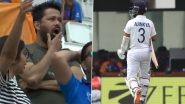 Here is the New Meme Material! Indian Fan's Hilarious Reaction To Ajinkya Rahane's Dismissal In WTC Final 2021 Goes Viral (Watch Video)