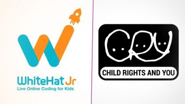 WhiteHat Jr Partners With CRY To Help Children Make Mobile Apps for Social Impact