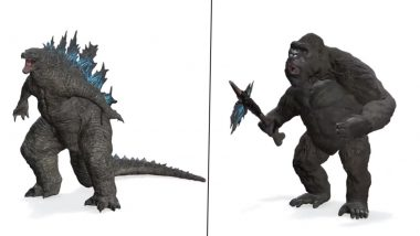 Godzilla vs Kong: Google App Introduces Animated Characters To View in 3D, Here's How You Can See Them in Your Space