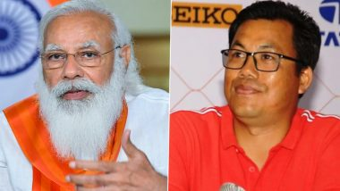 PM Narendra Modi Condoles Demise of Asian Games Gold-Winning Former Boxer Dingko Singh