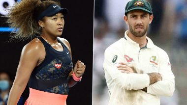 Naomi Osaka, Glenn Maxwell And Other Sports Stars Who Took A Break In Their Career Due To Mental Health Issues