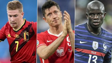 No Cristiano Ronaldo or Lionel Messi, These Players Could Win Ballon d'Or 2021
