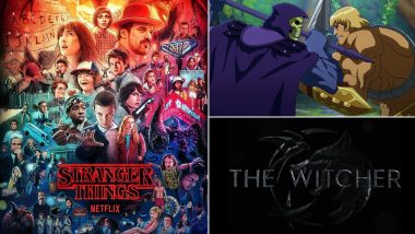 From Masters of the Universe: Revelations to The Witcher Season 2, The Biggest Announcements of Last Week From Netflix Geeked