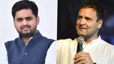 Rahul Gandhi Birthday: NSUI, IYC Announce Free COVID-19 Vaccination Camp on Congress Leader's Birthday, Says Neeraj Kundan