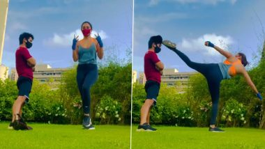 Kiara Advani Surprises Fans, Performs Jaw-Dropping Stunt in Recent Instagram Video – WATCH