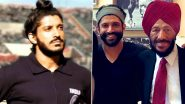 RIP Milkha Singh: Farhan Akhtar Who Played the Flying Sikh On-Screen Pens an Emotional Note to Mourn the Loss of the Late Athlete