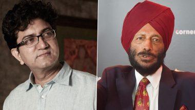 RIP Milkha Singh: Prasoon Joshi Mourns the Demise of India's Flying Sikh, Shares Heartfelt Tribute for Legendary Sprinter