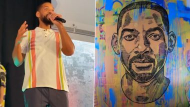 Will Smith Reveals Fabulous Cover of His Upcoming Memoir That Took 5 Layers of Art Work