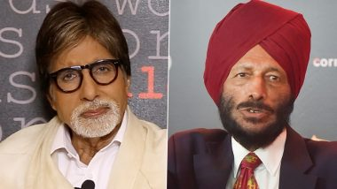 Amitabh Bachchan Remembers Late Legend Milkha Singh, Shares Last Page of Sports Icon's Autobiography