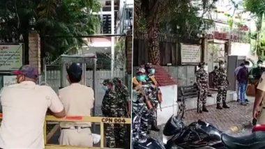 Money Laundering Case: ED Again Raids Ex-Maharashtra Home Minister Anil Deshmukh's Premises, MVA Slams BJP