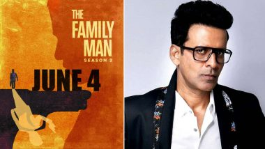 The Family Man 2: Manoj Bajpayee Says He Is 'Forever Indebted' to the Team for Working Through Pandemic (View Post)