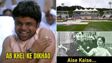 IND vs NZ, WTC 2021 Final: Funny Memes Go Viral As Rain Plays Spoilsport On Opening Day