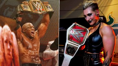 WWE Hell In A Cell 2021 Results: Bobby Lashley Defeats Drew McIntyre, Rhea Ripley Retains Title Despite Loss