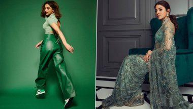 World Environment Day 2021: From Deepika Padukone to Anushka Sharma, 7 Actresses in Green Outfits to Celebrate the Spirit of Vishwa Paryavaran Diwas
