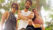 Shahid Kapoor, Ishaan Khatter and Mira Rajput Pose for a Power-Packed Family 'Dream Team' Pic!