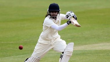 England Women's Team Elects to Bat Against Indian Women as Shafali Verma Makes Her Debut in One-Off Test 2021 Match 2021