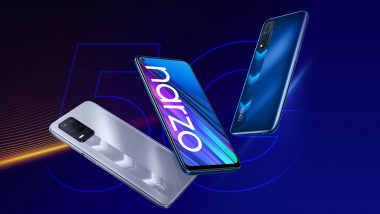 Realme Narzo 30 5G, Narzo 30 Smartphones Launching Tomorrow in India
