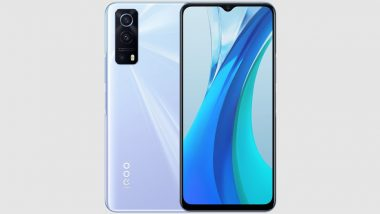 iQOO Z3 5G To Feature 64MP Triple Rear Camera Setup & 55W Flash Charging Support