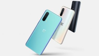 OnePlus Nord CE 5G First Online Sale Tomorrow at 12 PM IST