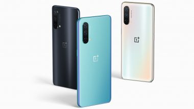 OnePlus Nord CE 5G Reportedly Gets Its First Software Update