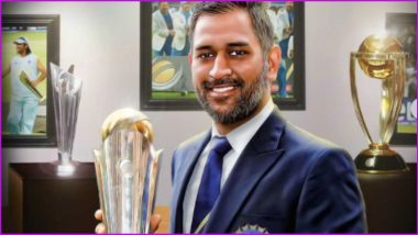 On This Day in 2013, India Won ICC Champions Trophy; MS Dhoni Became First Captain to Complete Hat-Trick of ICC Trophies