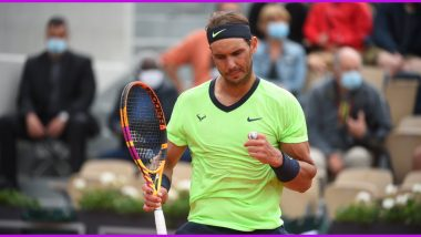 Rafael Nadal Thanks His Family And Fans For Support During Low Moments After Win Over Diego Schwartzman in French Open 2021 (Watch Video)