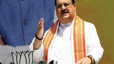India News | Conspiracy Against Vaccination Drive, COVID-19 Containment: Nadda Asks BJP Leaders to Expose Opposition