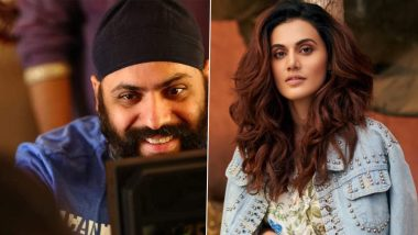 Taapsee Pannu Calls Out Her Film Running Shaadi's Writer Navjot Gulati For Making A 'Sexist' Comment About Screenwriters