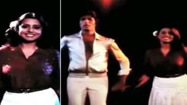 When Neetu Kapoor Choreographed Amitabh Bachchan in Yaarana