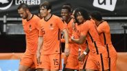 Netherlands vs Ukraine, UEFA EURO 2020 Live Streaming Online & Match Time in IST: How to Get Live Telecast of NED vs UKR on TV & Free Football Score Updates in India
