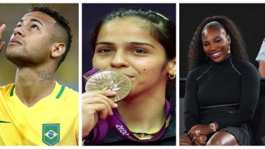 2020 Tokyo Olympics: From Neymar Jr To Serena Williams, Here's a List of Sportspersons Who will Miss Out on Summer Games