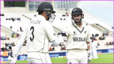 India vs New Zealand WTC Final Day 6 Stat Highlights: NZ Win Inaugural World Test Championship