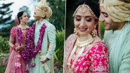 Pandya Store Actor Akshay Kharodia Gets Married To Divya Punetha; Check Out Their Wedding Pictures