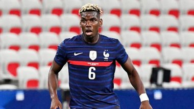 Paul Pogba Shrugs Off Rumours of Sending Transfer Hint to Juventus, Says He is Focused on EURO 2020